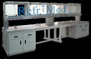 area-de-trabajo para laboratorio farmaceutico