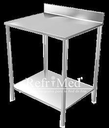 mesa-de-trabajo acero inoxidable
