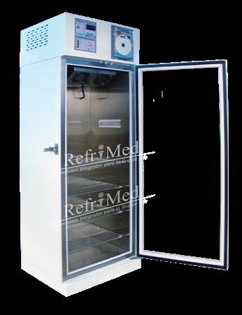 refrigerador-farmaceutico- acero inxodiable