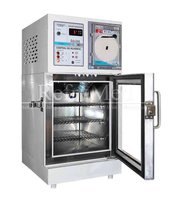 refrigerador para vacunas